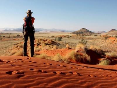 Tok Tokkie Trail Wanderung in Namibia